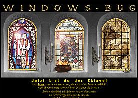 Windowsbug