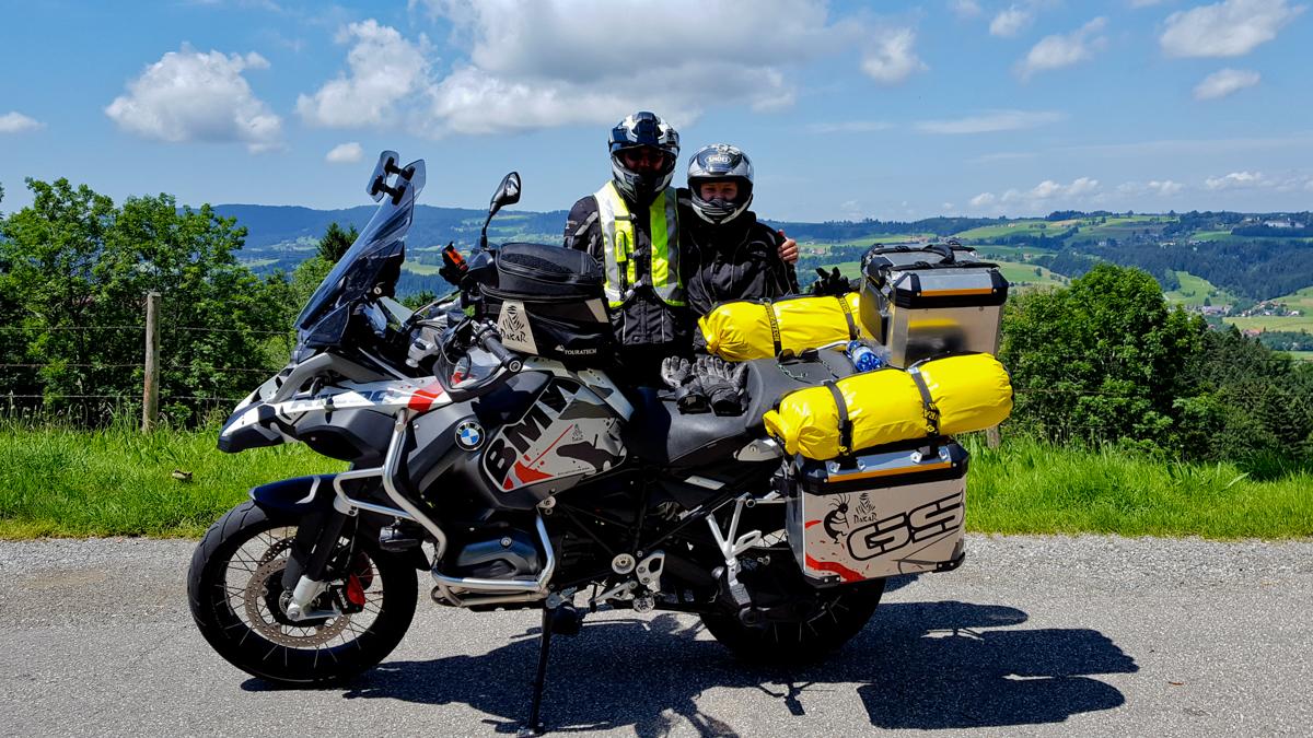 Bmw Motorrad Tage Garmisch Partenkirchen 35000 Biker In