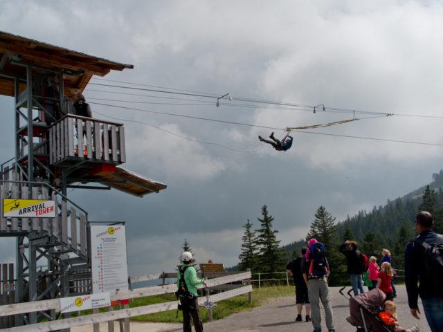 Alpspitz-Kick im Allgäu