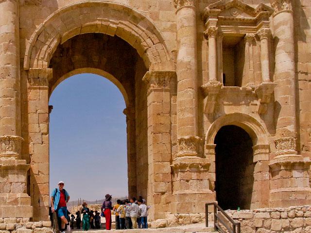 Jerasch Jupiter-Tempel