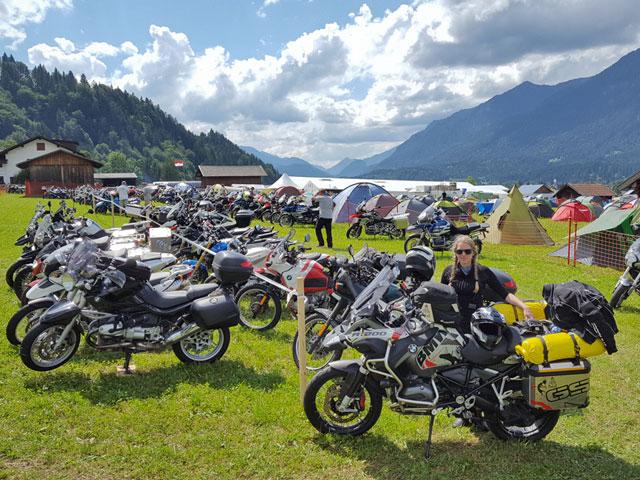BMW GS-Tage Garmisch